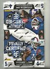 2014 Panini Totally Certified Football Hobby Box Sealed New