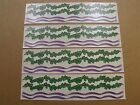 Creative Memories 4 Great Length Sticker Sheets 4 x 12 Vines Banners