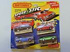 Vintage 1980s Matchbox Speed Sticks Customizing Kit New in Original Package