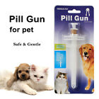 Pet Dog Cat Pill Gun Popper Piller Feed Syringe Medication Medicine Pusher Tool