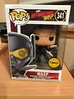 Funko Pop! MARVEL Ant-Man and The Wasp - WASP CHASE #341 IN HAND