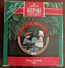 Peace on Earth - Children of Italy - 1st in Series - Hallmark Keepsake Ornament