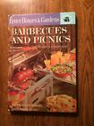 Vintage Better Homes  Gardens Barbecues And Picnics 1963
