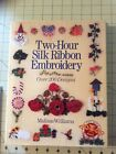 Lot Of Silk Ribbon Embroidery Books
