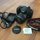 Canon EOS Rebel T2i DSLR Camera with EF S 18 55mm IS Kit Lens