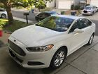 2013 Ford Fusion SE 2013 for $9600 dollars
