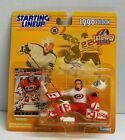 1998 Edition Starting Lineup Trevor Kidd Action Figure Extended Series NIP