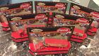 2000 Matchbox Coke Around The World Complete 6 Truck Collection NIB