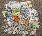 Lot Vintage 80s Stickers Hallmark Current Eureka Puffy Ruth Moorhead Wacky