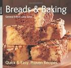 Breads & Baking: Quick & Easy, Proven Recipes - Flame Tree - Good - Paperback