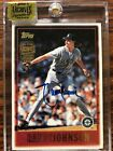 randy johnson Signed card #'d To 5 5 2016 Topps Certified Autograph