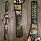 AUTOGRAPHED WWE United States Championship Replica Title Belt (2014)