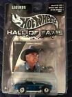Hot Wheels Hall of Fame Legends Cobra SIGNED Carroll Shelby Ford
