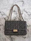 Boucle quilted chain bag Ravel