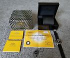 Men's Breitling SuperOcean 44 A17391 Black Rubber Strap Watch - Box and Papers