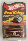 Hot Wheels RLC Real Riders VW Volkswagen Drag Bus with Real Riders and protector