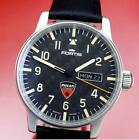 Excellent FORTIS 595.22.158.1 DUCATI  Limited 2000 Cabon Dial Automatic