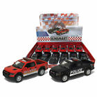 New Kinsmart Diecast Cars 5 2013 FORD F 150 SVT POLICE FIRE RESCUE PICK ONE