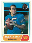 1968 Topps Football Cards 16