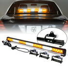 Xprite 31 28 Led Strobe Light Bar Warning Traffic Advisor For Jeep Truck Atv