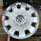 "OEM 2005-2010 VW Jetta Rabbit Golf 15"" Hubcap #1T0601147 Free S&H"
