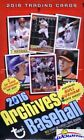 2016 TOPPS ARCHIVES BASEBALL HOBBY SEALED BOX