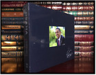 Barack Obama Intimate Portrait SIGNED by PETE SOUZA Hardback Deluxe Limited