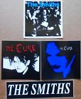 Smiths and Cure Stickers 2 of each 4 total FREE shipping Post Punk