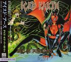 ICED EARTH Days Of Purgatory FIRST JAPAN CD OBI VICP-60037