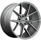 Niche M116 Misano 18x8 5x1143 +40mm Anthracite Wheels Rims
