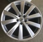 Four VOLVO XC90 19 FACTORY OEM SILVER WHEELS RIMS 2015 2018 70406