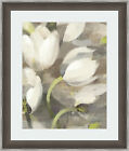 In Bloom  Landscape Tulip Delight II Framed Painting Print