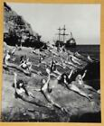 Sexy Mermaid Strange Pirate Ship 8X10 Photo Weird 20s Poster intage Print 315B