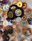 Mixed Lot of Vintage Shell and MOP Buttons 1.5 lbs