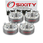 4pc 2 Wheel Spacers for Mitsubishi Eclipse Galant Adapters Lugs Stud 5x1143 mr