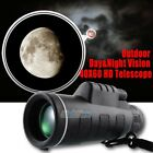Night Vision 40X60 HD Monocular Telescope BAK4Prism Scope for Outdoor Camping US