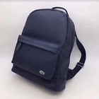 Lacoste Navy Blue Backpack