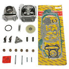 100cc Big Bore Performance Cyinder Kit 50mm For 50cc GY6 139QMB Chinese Scooter