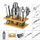550ML Cocktail Shaker Drink Mixer Tool Bartender Kit Home Kitchen Bar Tool Set