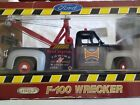 Road Legends 1953 Ford F 100 Wrecker Tow Truck Diecast 1 18 with box