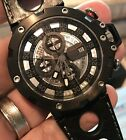 Formex FT 900 Fast Track Skeleton Chronograph Titanium 48mm 900.3.9094