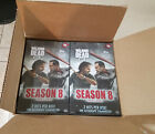 2018 Topps The Walking Dead Season 8 Hobby 8-Box Case Sealed 8x Boxes #2