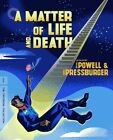 CRITERION COLLECTION A Matter Of Life And Death New Blu ray 4K Mastering F