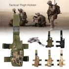 Outdoor Hunting Tactical Puttee Thigh Leg Weapon Holster Pouch Wrap-around P6X2