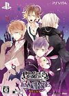 DIABOLIK LOVERS LUNATIC PARADE Limited Edition PS Vita New Japan Fre From japan