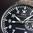 2004 IWC Big Pilot Grosse Flieger #IW500201 First Series Fish Crown - Full Set