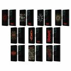 OFFICIAL SLIPKNOT KEY ART LEATHER BOOK WALLET CASE COVER FOR HUAWEI PHONES