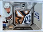 2006-07 UD THE CUP LIMITED LOGOS ALEXANDER OVECHKIN AUTO - 23 50