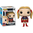 Funko Pop Supergirl Vinyl Figures 9