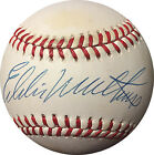 Eddie Mathews Cards and Autographed Memorabilia Guide 30